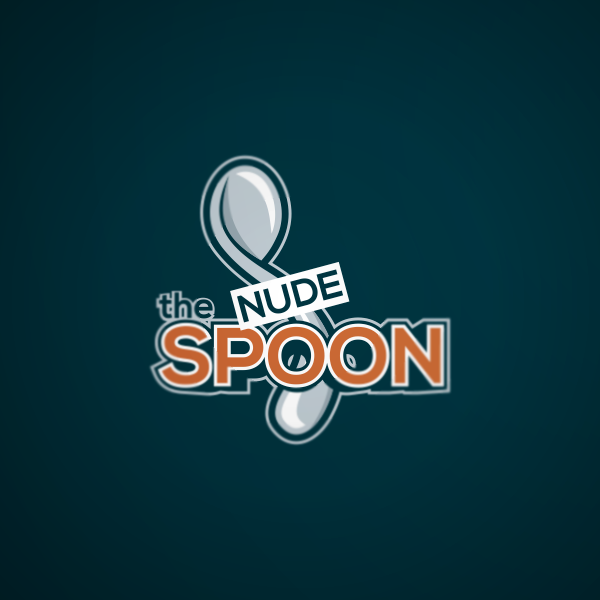 Logo Design by Private User - Entry No. 14 in the Logo Design Contest Captivating Logo Design for The Nude Spoon.