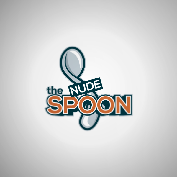 Logo Design by Private User - Entry No. 15 in the Logo Design Contest Captivating Logo Design for The Nude Spoon.