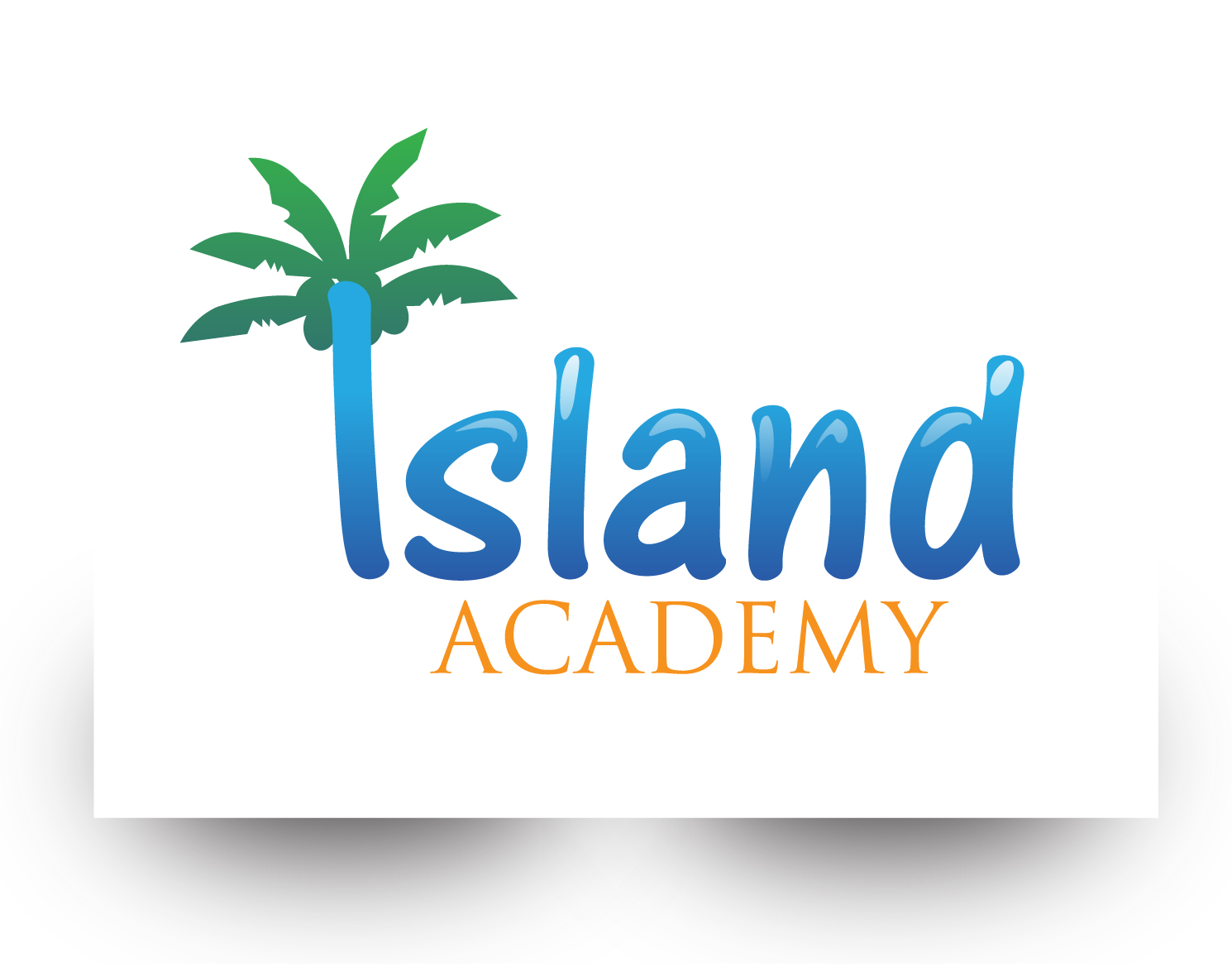 Logo Design by demang - Entry No. 1 in the Logo Design Contest New Logo Design for Island Academy.
