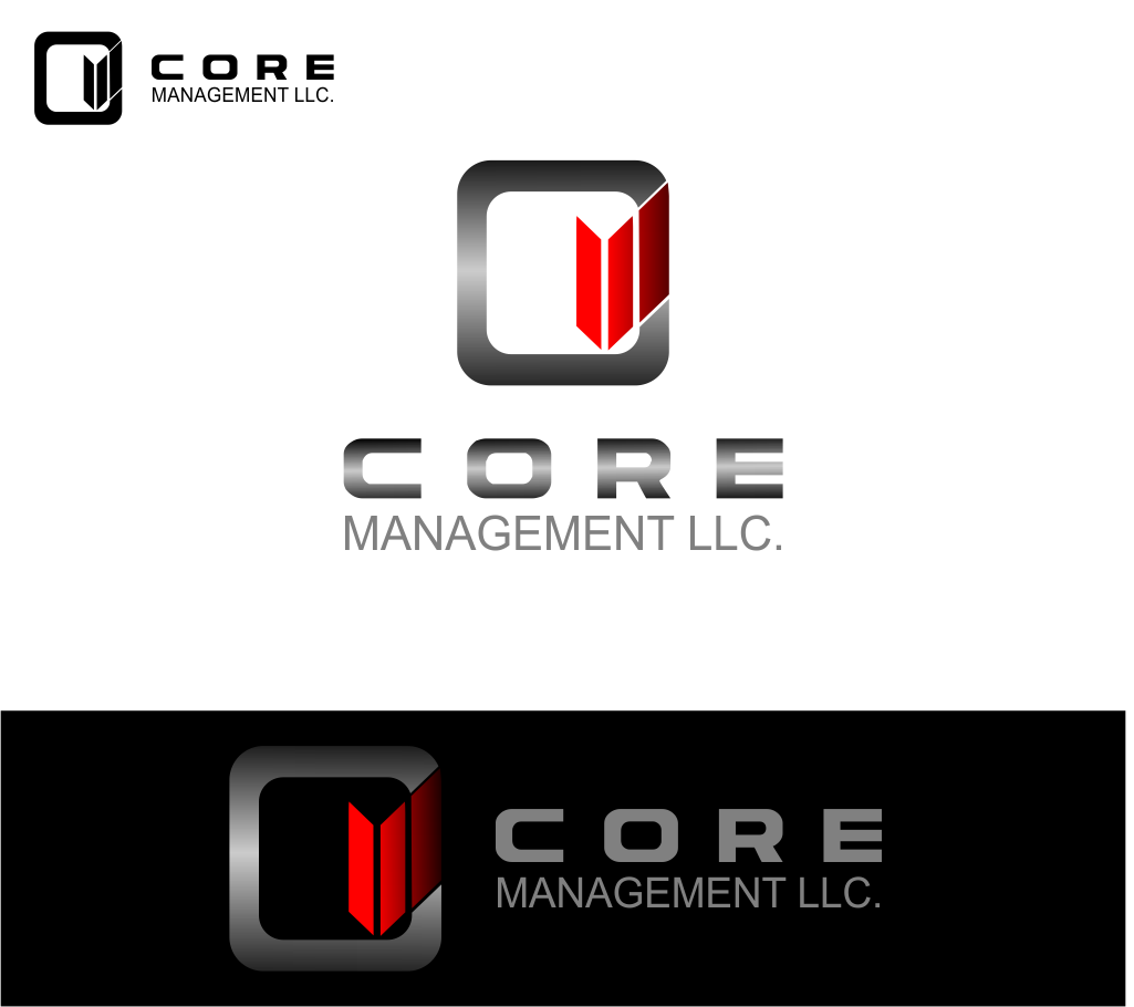 Logo Design by Agus Martoyo - Entry No. 178 in the Logo Design Contest Creative Logo Design for CORE Management, LLC.