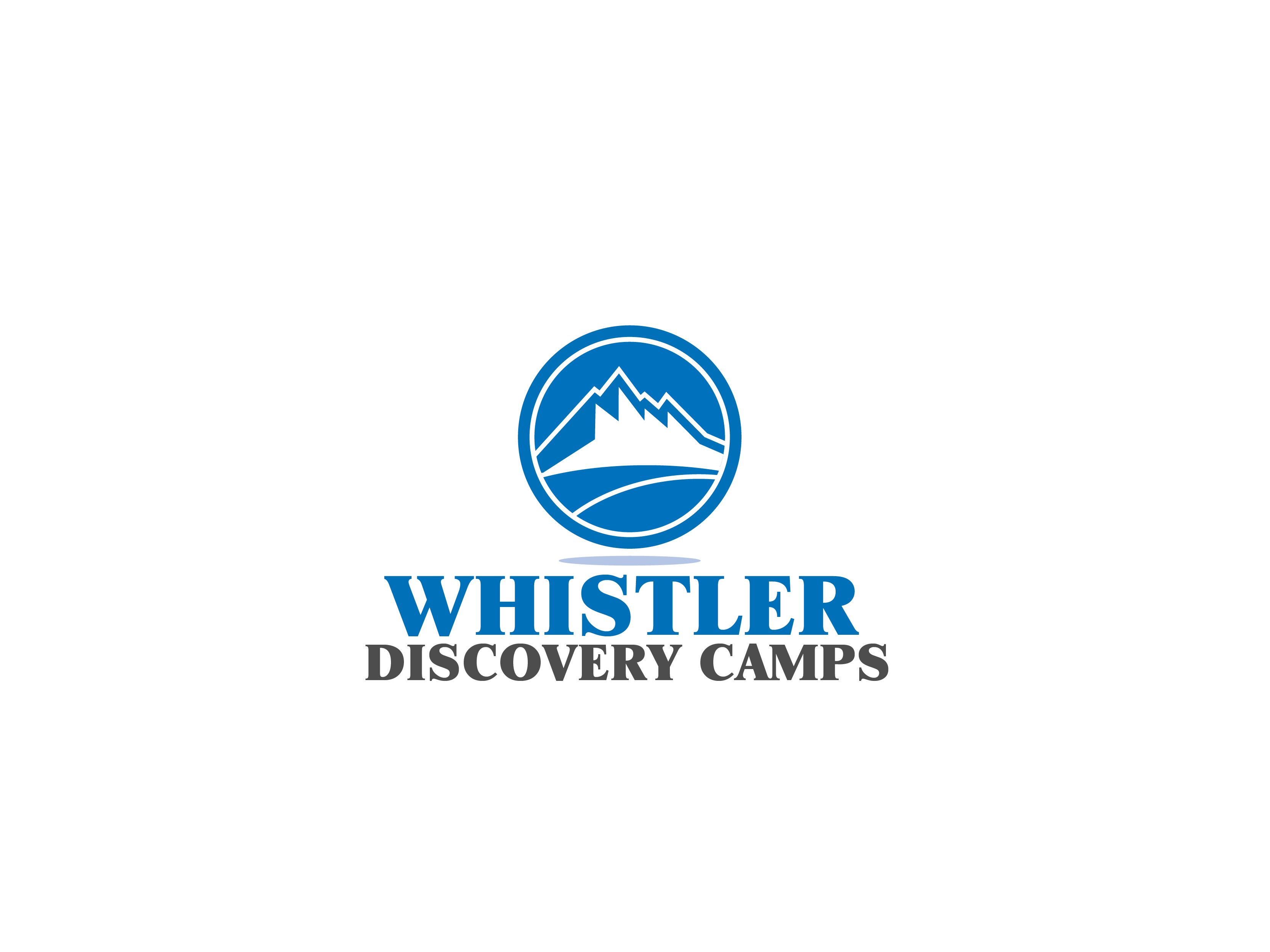 Logo Design by Private User - Entry No. 125 in the Logo Design Contest Captivating Logo Design for Whistler Discovery Camps.