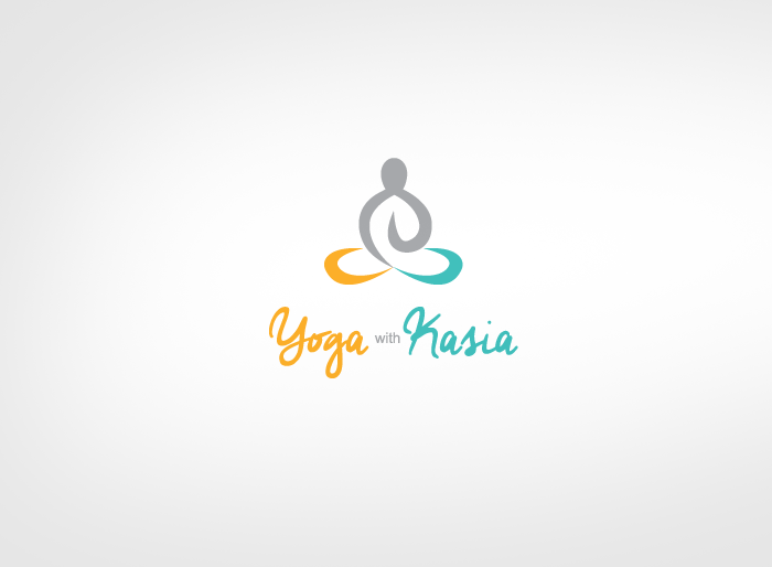 Logo Design by Jan Chua - Entry No. 44 in the Logo Design Contest Artistic Logo Design for Yoga with Kasia.