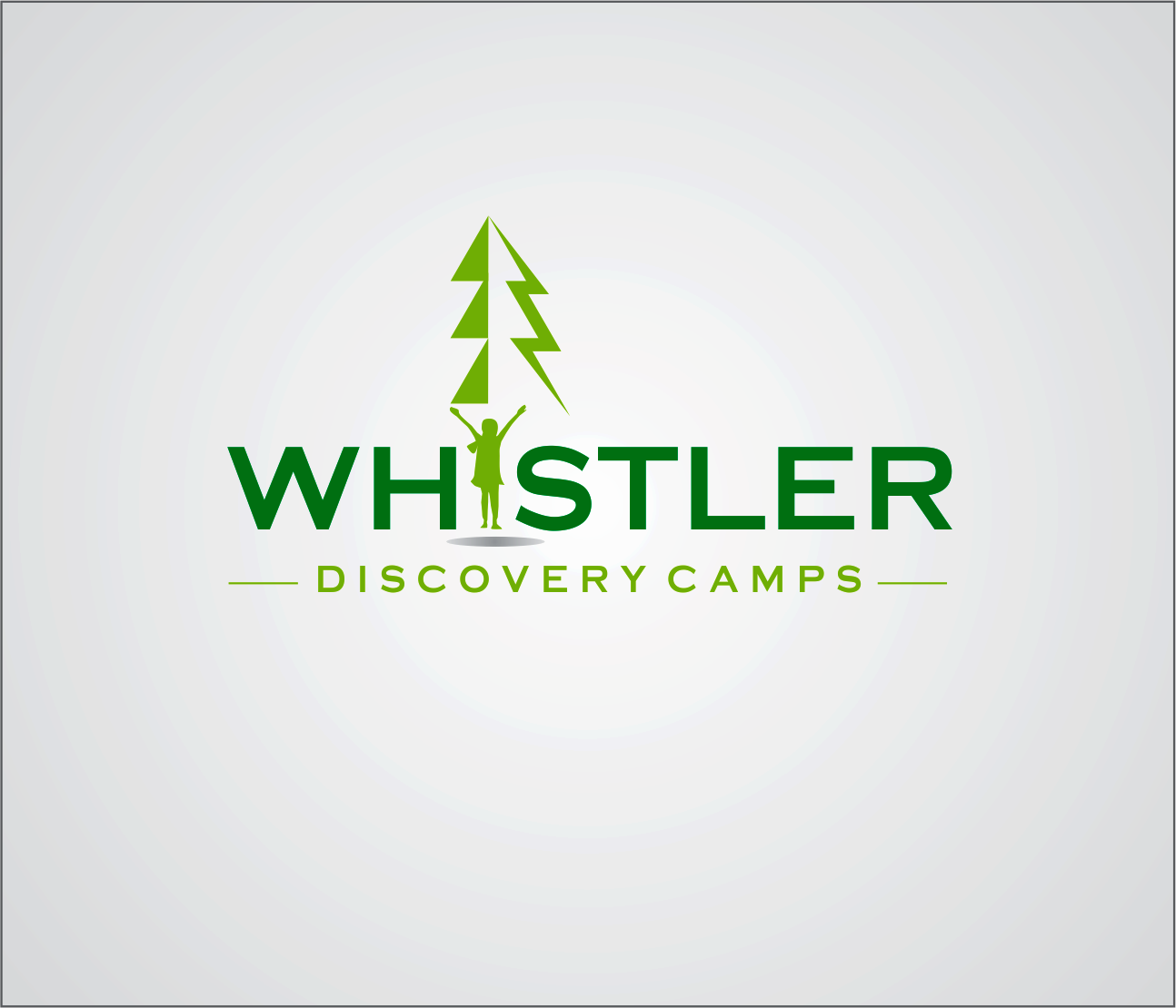 Logo Design by Armada Jamaluddin - Entry No. 139 in the Logo Design Contest Captivating Logo Design for Whistler Discovery Camps.