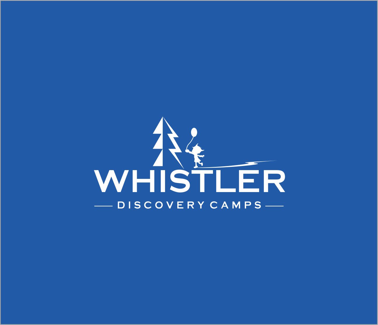 Logo Design by Armada Jamaluddin - Entry No. 140 in the Logo Design Contest Captivating Logo Design for Whistler Discovery Camps.