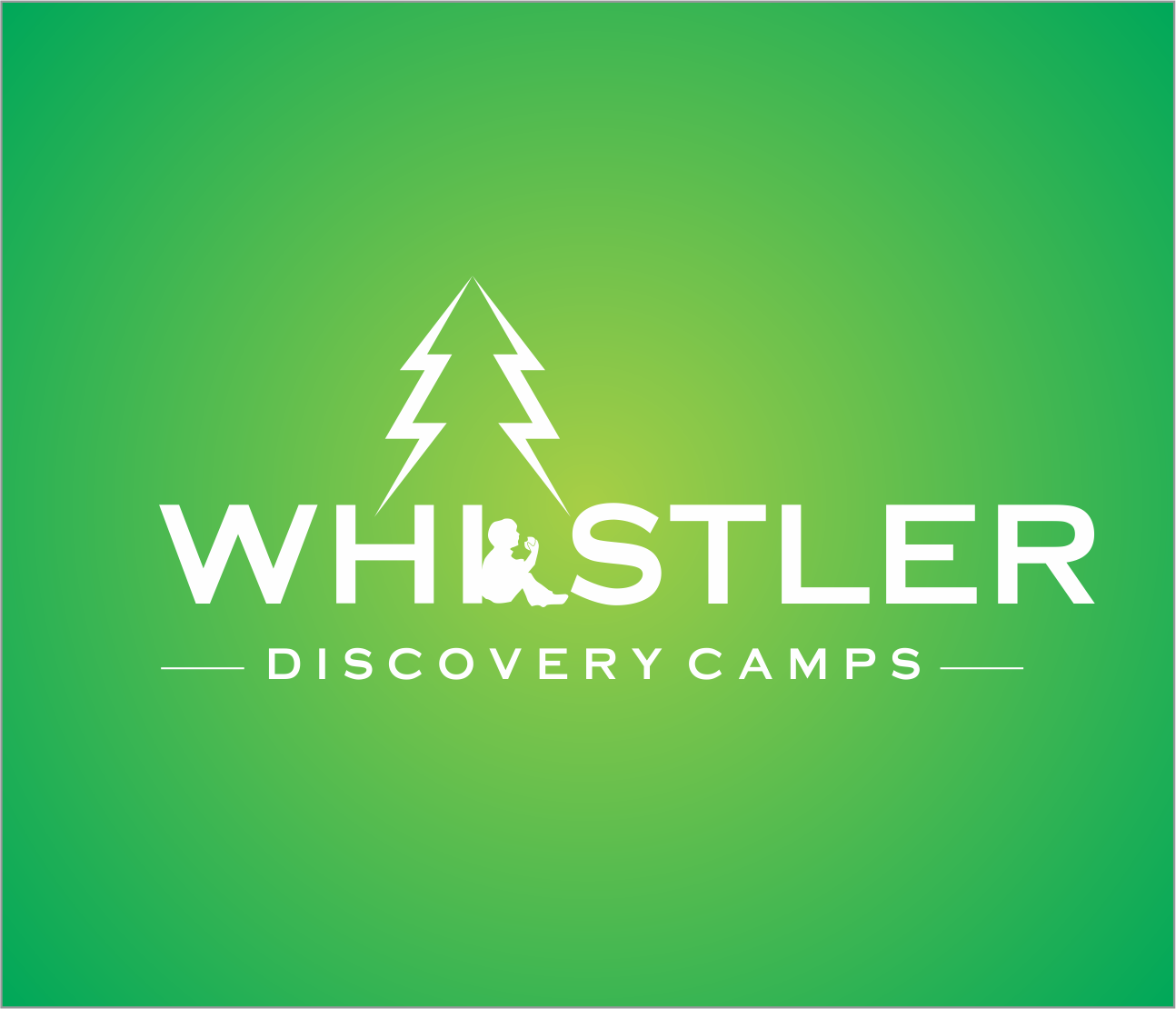 Logo Design by Armada Jamaluddin - Entry No. 141 in the Logo Design Contest Captivating Logo Design for Whistler Discovery Camps.