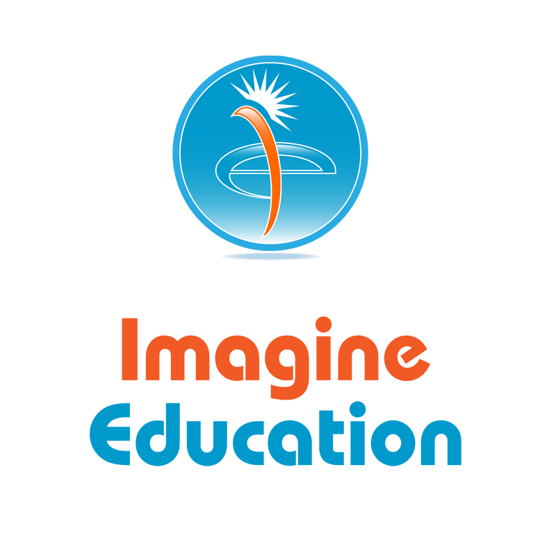 Logo Design by zams - Entry No. 98 in the Logo Design Contest Imagine Education.