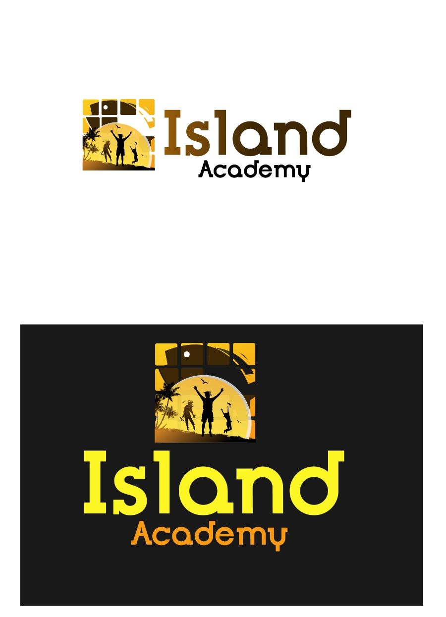 Logo Design by Private User - Entry No. 2 in the Logo Design Contest New Logo Design for Island Academy.