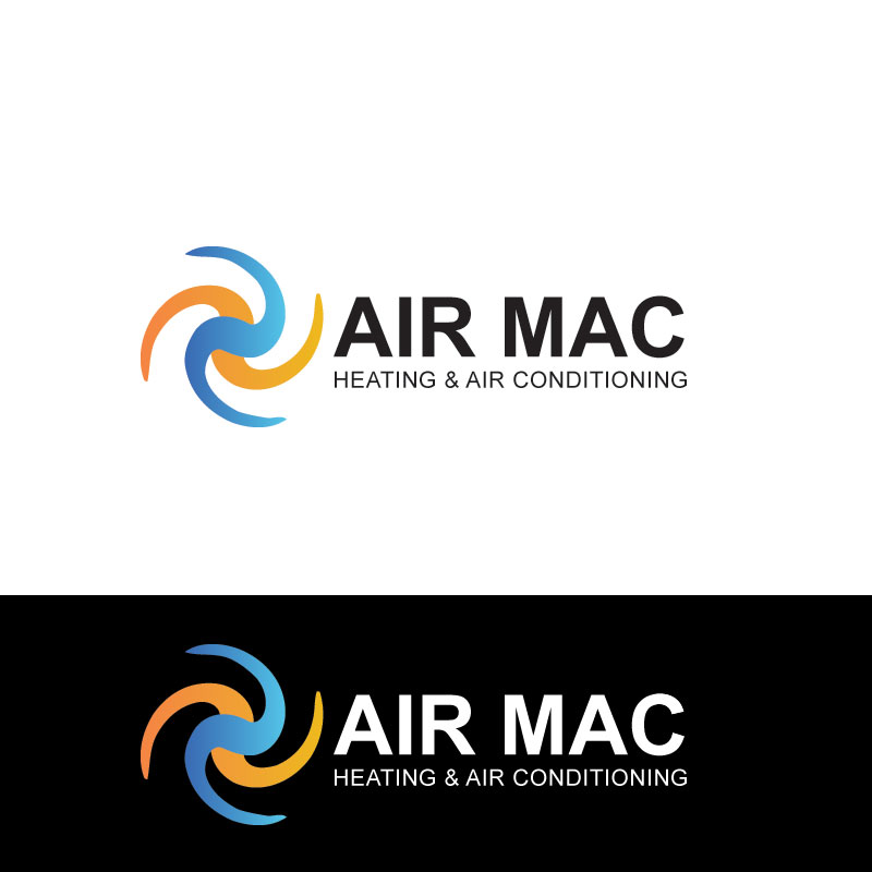 Logo Design by Private User - Entry No. 12 in the Logo Design Contest Unique Logo Design Wanted for Air Mac.