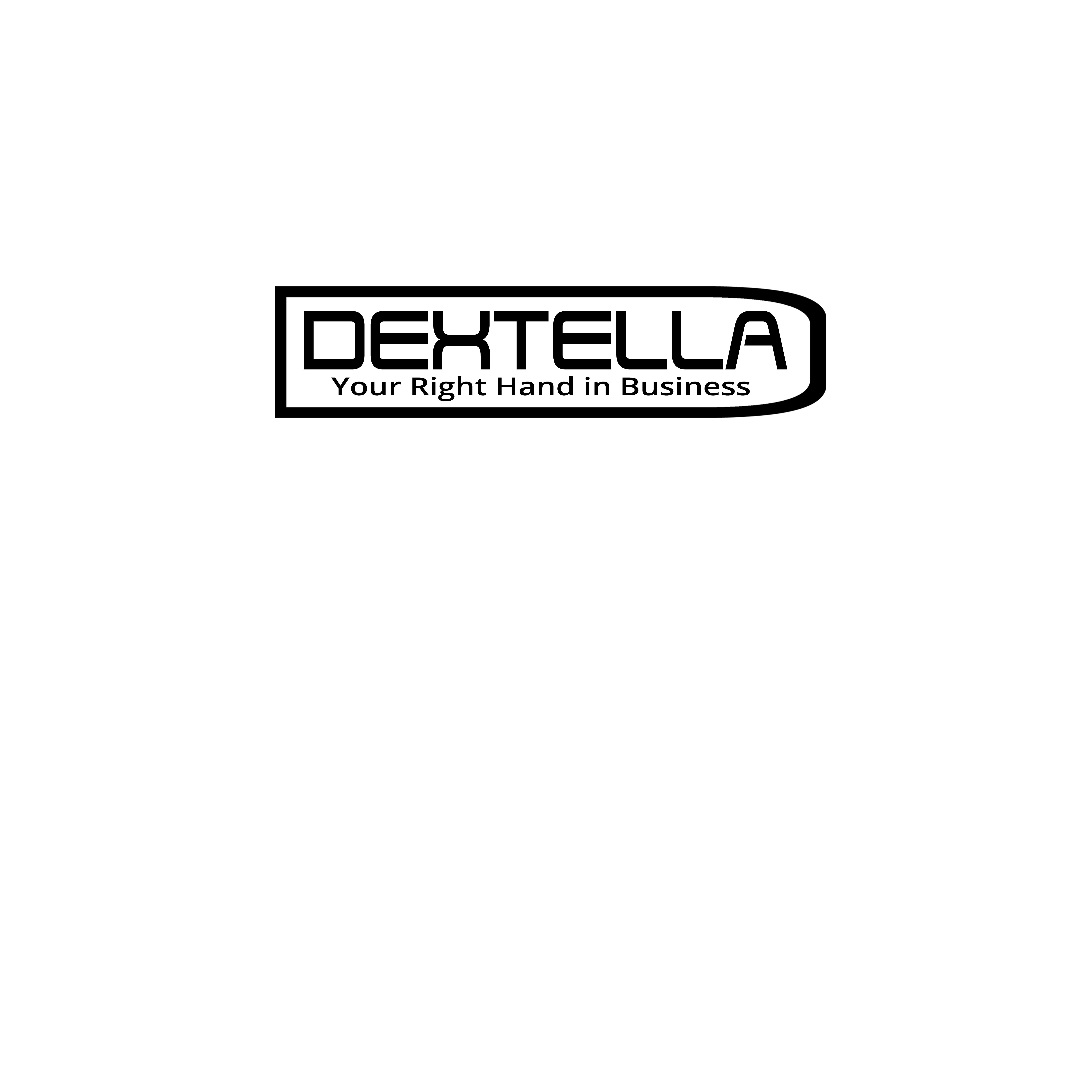 Logo Design by Allan Esclamado - Entry No. 24 in the Logo Design Contest Unique Logo Design Wanted for Dextella s.r.o..