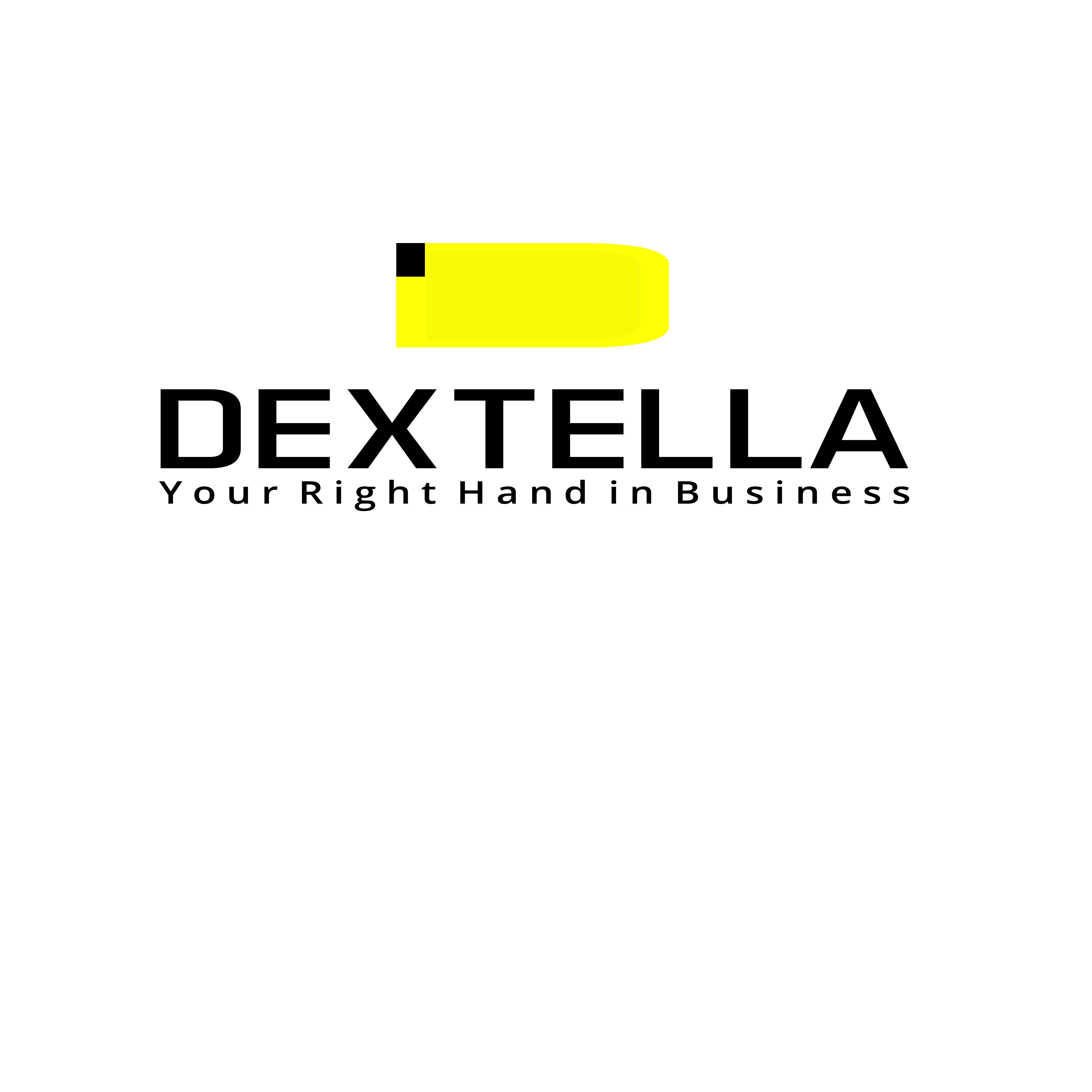 Logo Design by Allan Esclamado - Entry No. 26 in the Logo Design Contest Unique Logo Design Wanted for Dextella s.r.o..