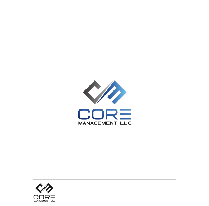Logo Design by graphicleaf - Entry No. 195 in the Logo Design Contest Creative Logo Design for CORE Management, LLC.