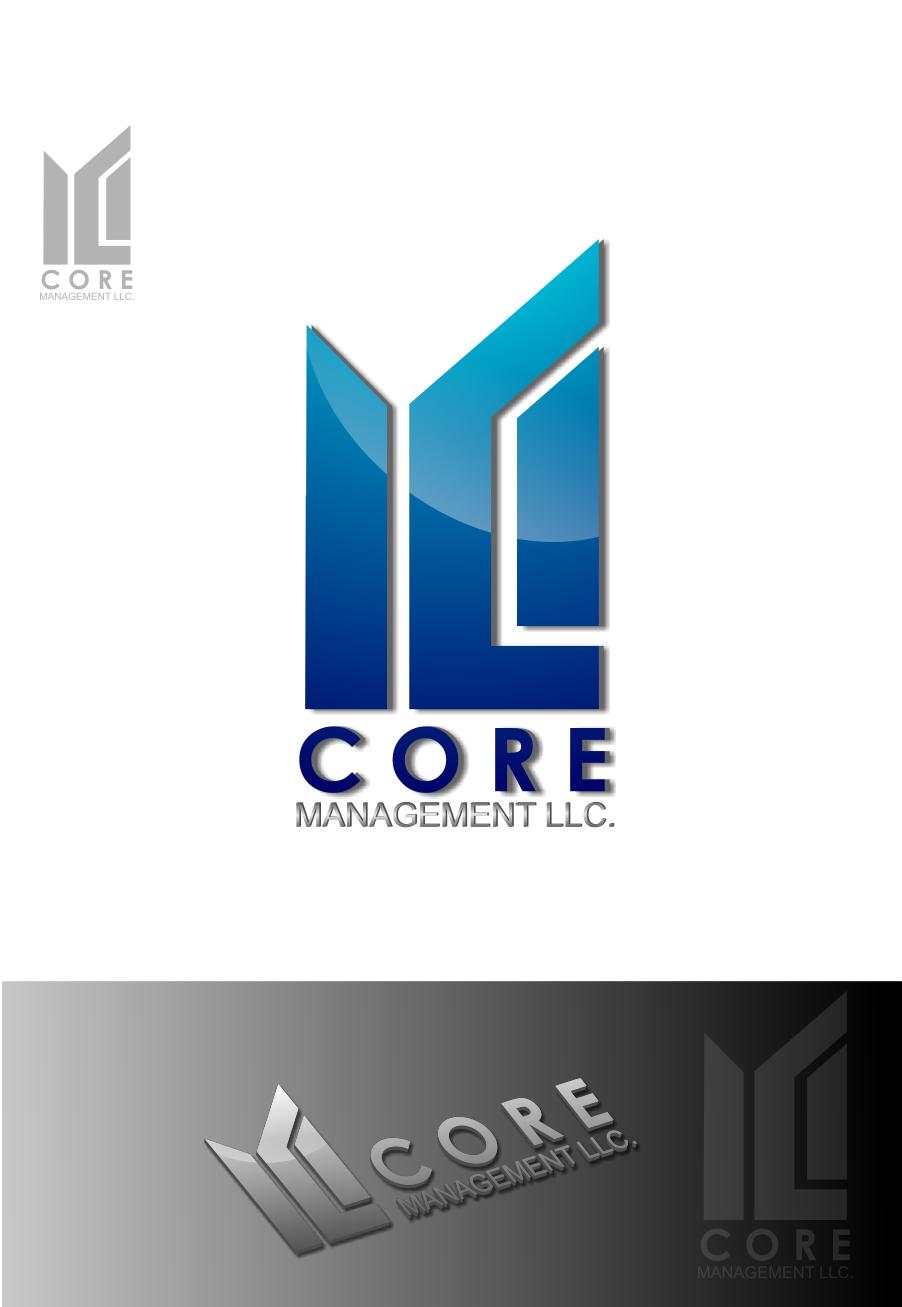 Logo Design by Agus Martoyo - Entry No. 196 in the Logo Design Contest Creative Logo Design for CORE Management, LLC.