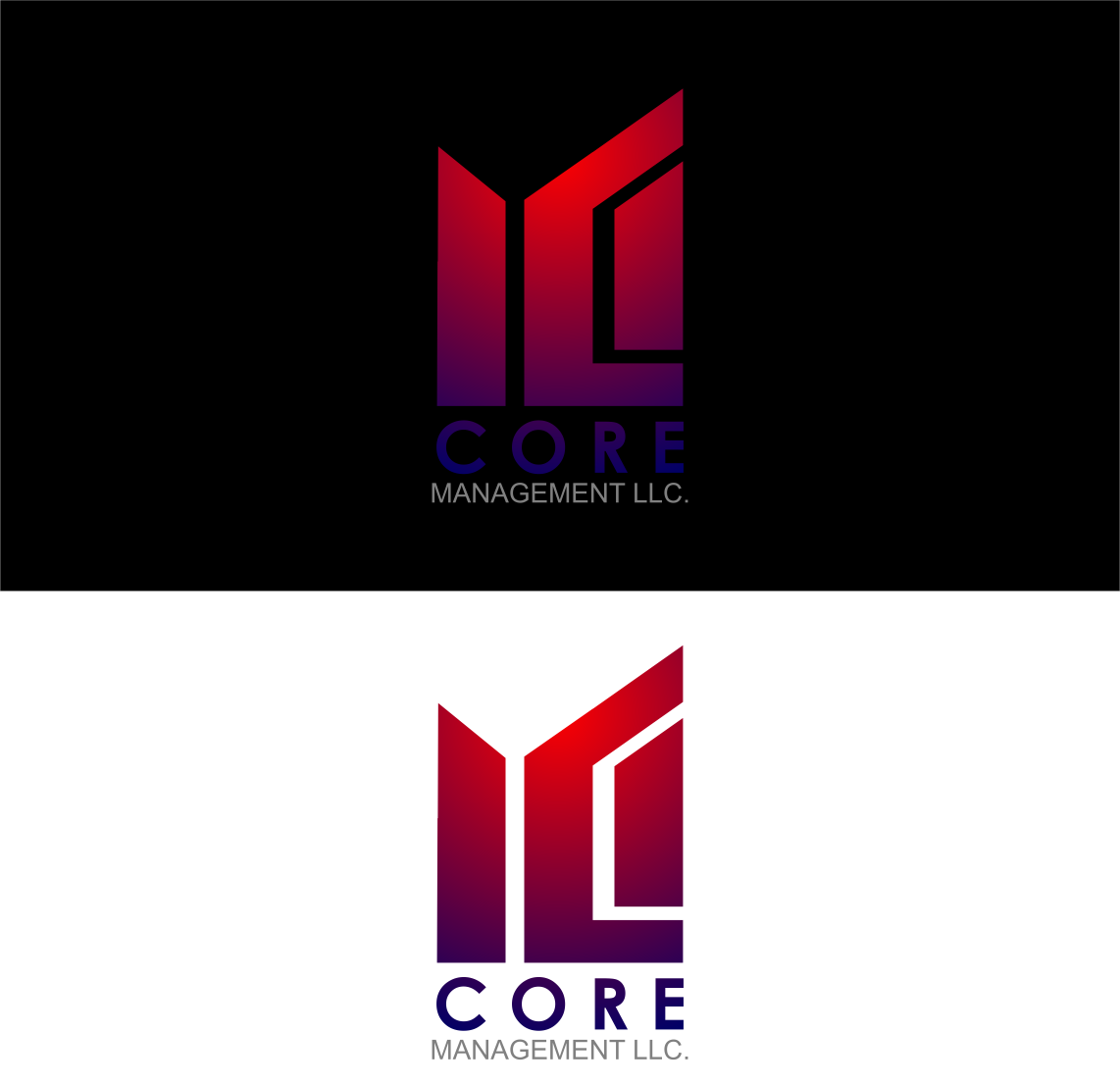 Logo Design by Agus Martoyo - Entry No. 197 in the Logo Design Contest Creative Logo Design for CORE Management, LLC.