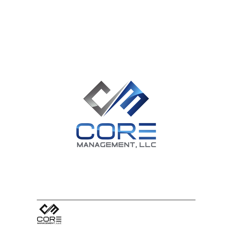 Logo Design by graphicleaf - Entry No. 198 in the Logo Design Contest Creative Logo Design for CORE Management, LLC.