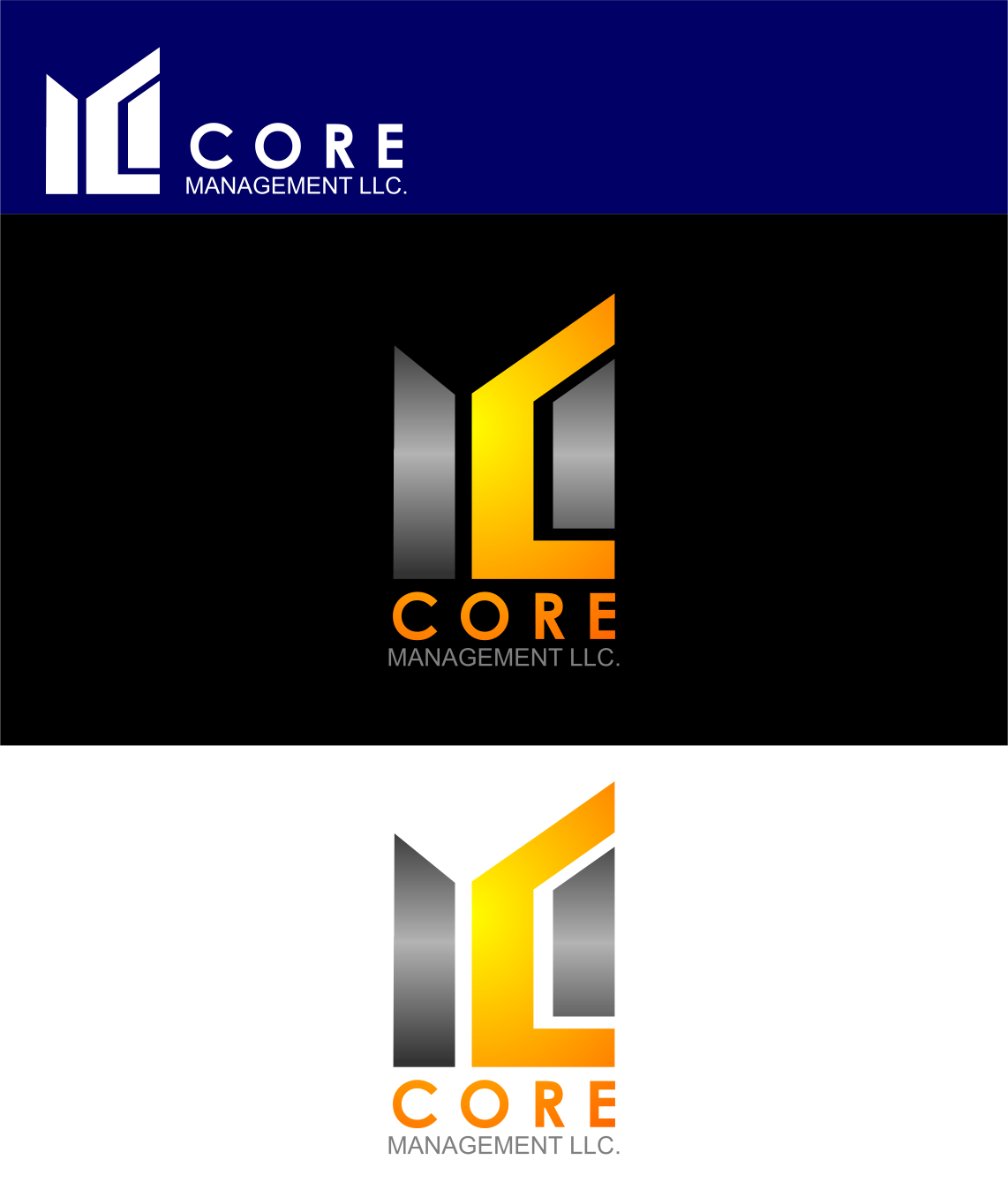Logo Design by Agus Martoyo - Entry No. 199 in the Logo Design Contest Creative Logo Design for CORE Management, LLC.