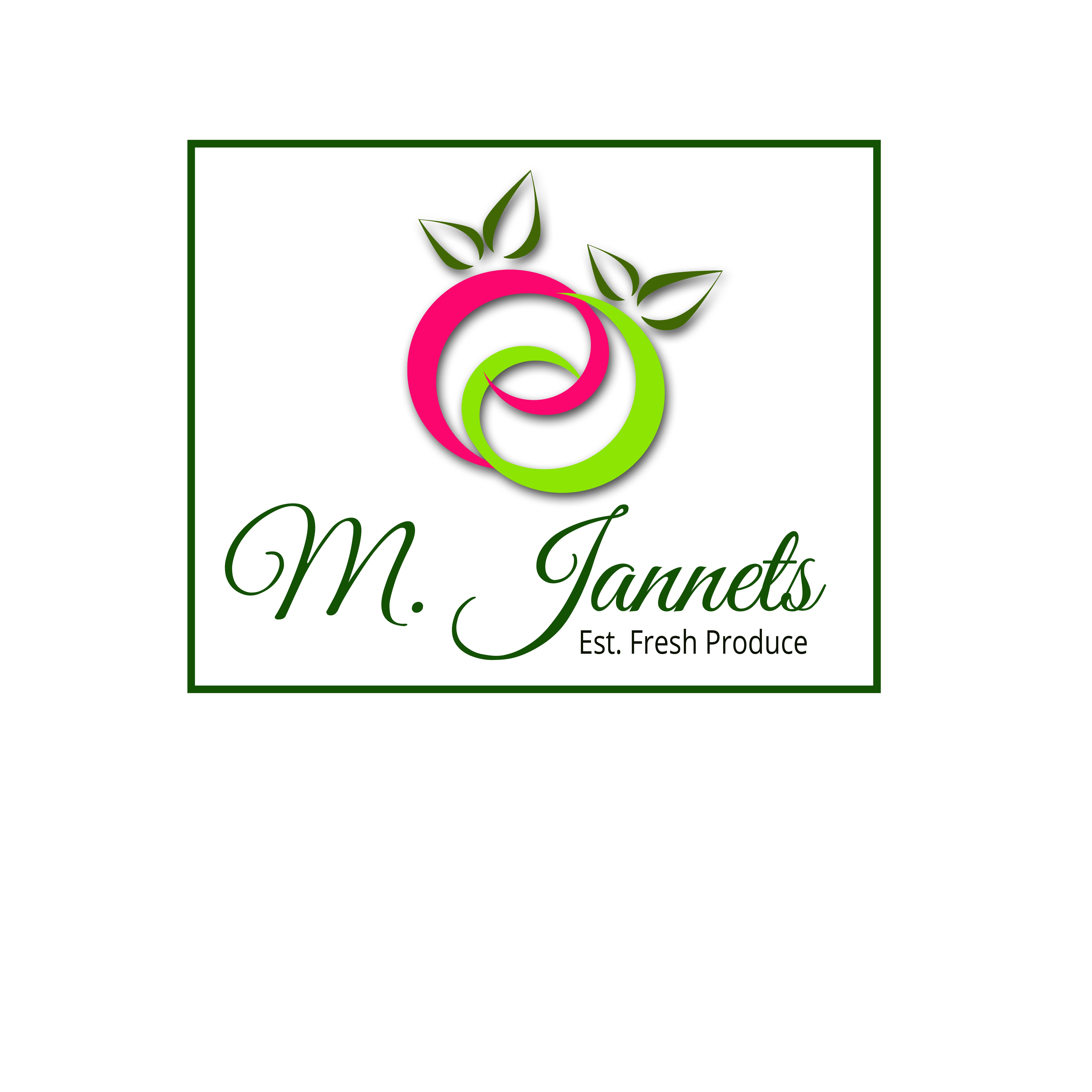 Logo Design by Allan Esclamado - Entry No. 12 in the Logo Design Contest Inspiring Logo Design for M. Jannets.