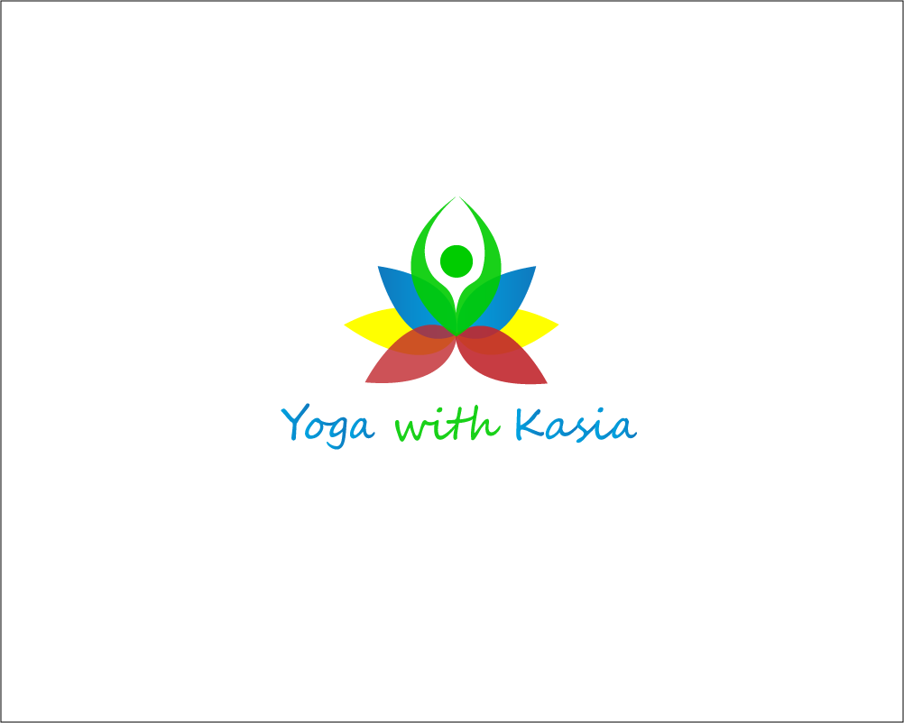 Logo Design by Juan Luna - Entry No. 59 in the Logo Design Contest Artistic Logo Design for Yoga with Kasia.