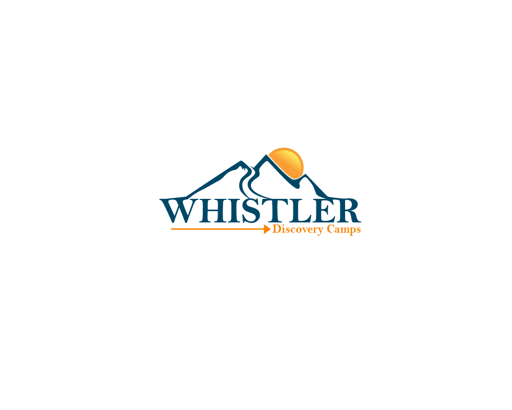 Logo Design by Juan Luna - Entry No. 142 in the Logo Design Contest Captivating Logo Design for Whistler Discovery Camps.