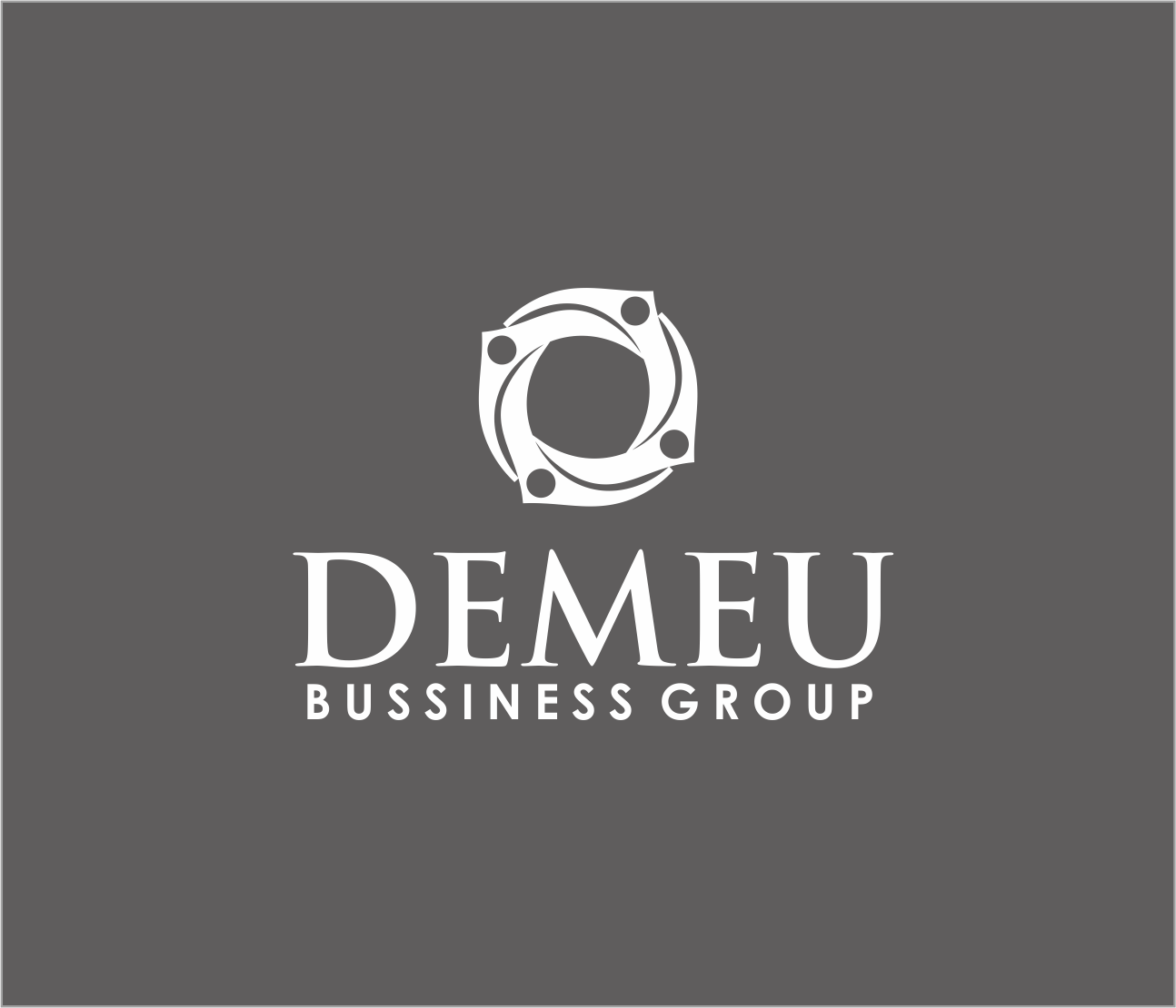 Logo Design by Armada Jamaluddin - Entry No. 146 in the Logo Design Contest Captivating Logo Design for DEMEU Business Group.