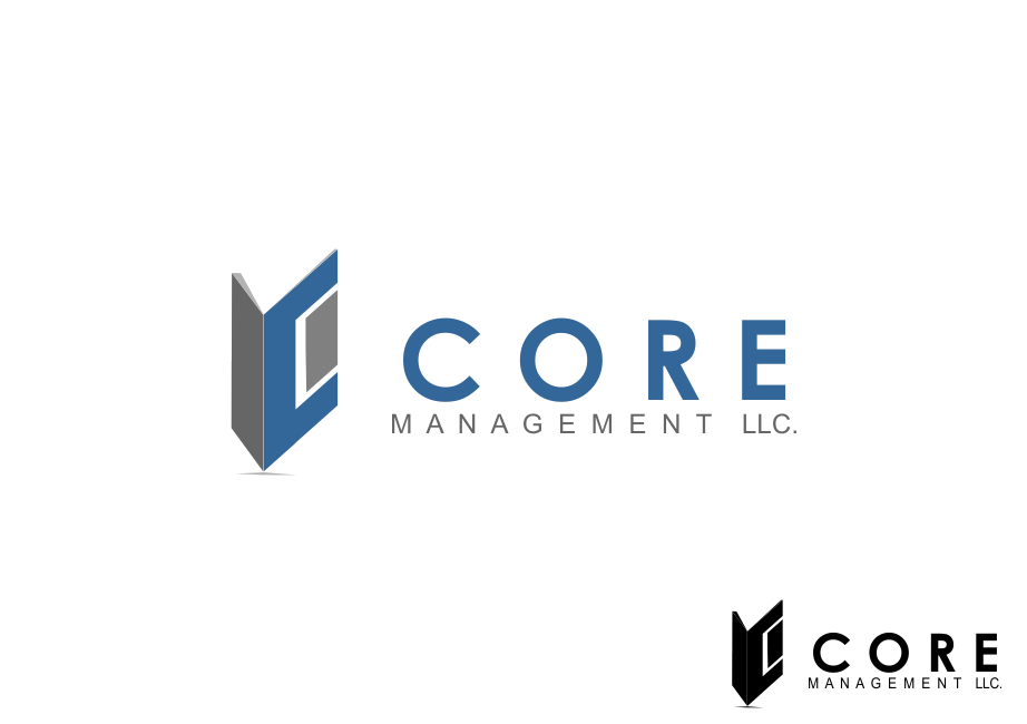 Logo Design by Agus Martoyo - Entry No. 206 in the Logo Design Contest Creative Logo Design for CORE Management, LLC.