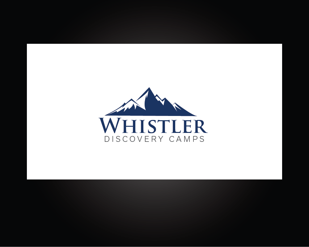 Logo Design by roc - Entry No. 144 in the Logo Design Contest Captivating Logo Design for Whistler Discovery Camps.