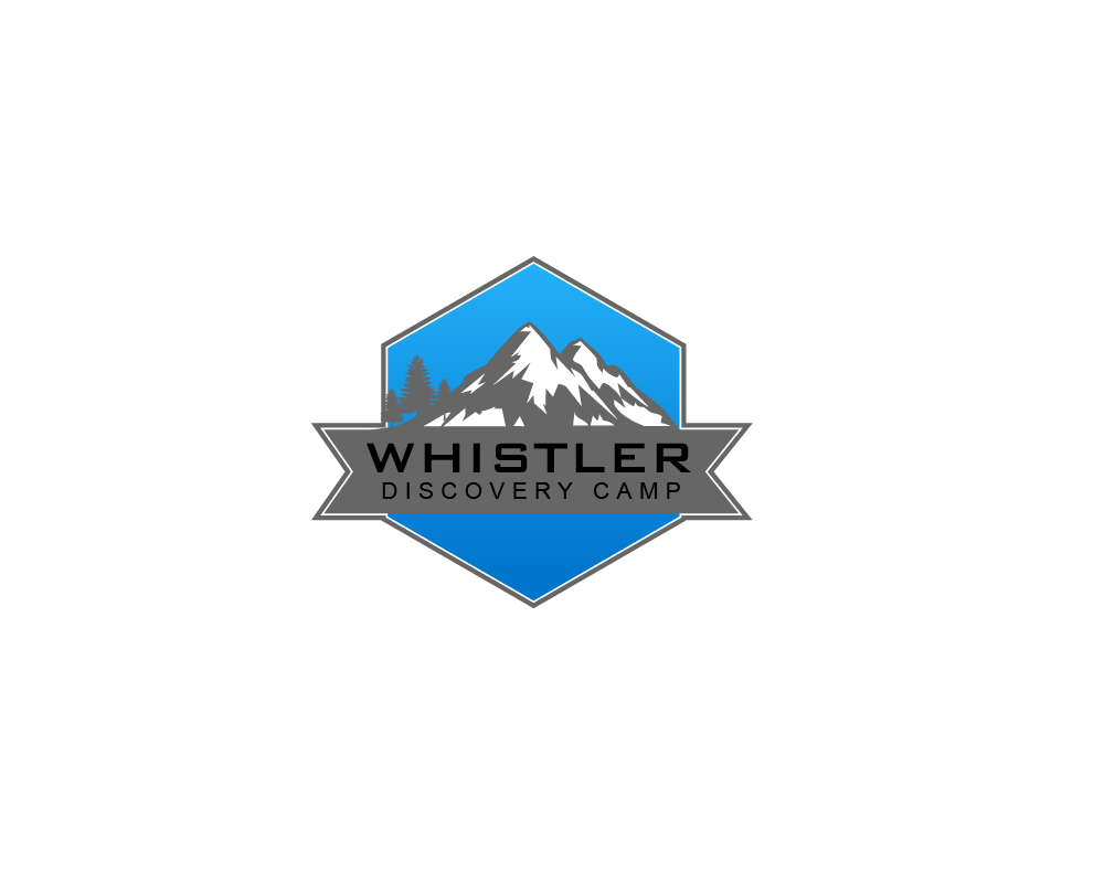 Logo Design by Juan Luna - Entry No. 147 in the Logo Design Contest Captivating Logo Design for Whistler Discovery Camps.