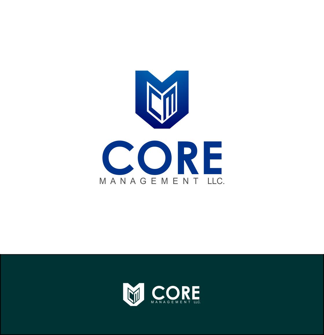 Logo Design by Agus Martoyo - Entry No. 207 in the Logo Design Contest Creative Logo Design for CORE Management, LLC.