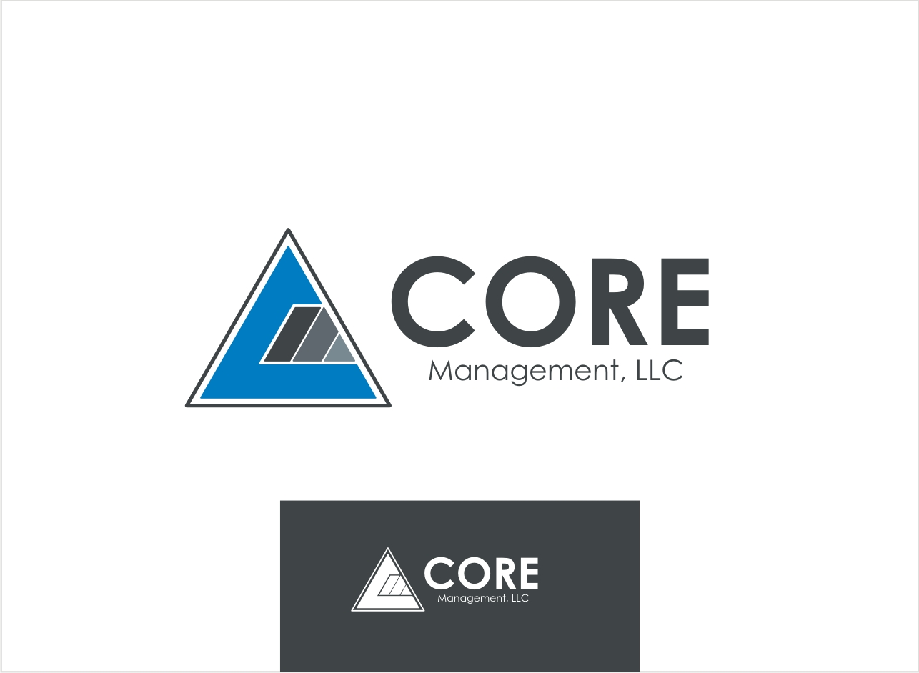 Logo Design by Huri Hard - Entry No. 208 in the Logo Design Contest Creative Logo Design for CORE Management, LLC.