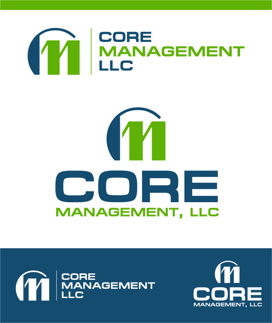 Logo Design by RoSyid Rono-Rene On Java - Entry No. 215 in the Logo Design Contest Creative Logo Design for CORE Management, LLC.