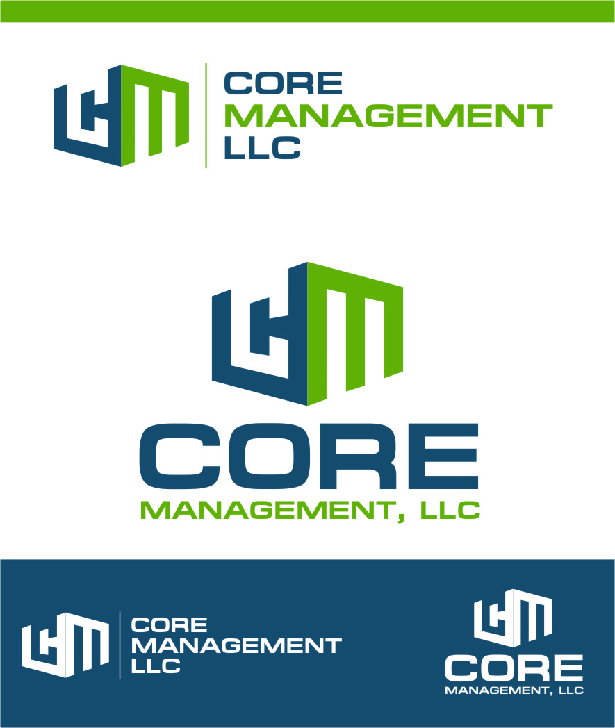Logo Design by Ngepet_art - Entry No. 216 in the Logo Design Contest Creative Logo Design for CORE Management, LLC.