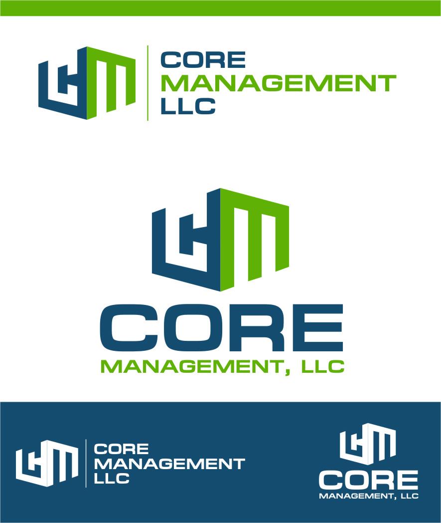 Logo Design by RasYa Muhammad Athaya - Entry No. 216 in the Logo Design Contest Creative Logo Design for CORE Management, LLC.