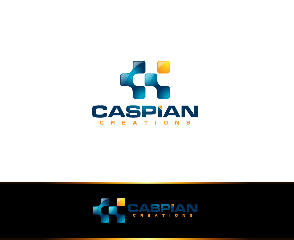 Logo Design by zoiDesign - Entry No. 31 in the Logo Design Contest Creative Logo Design for Caspian Creations.