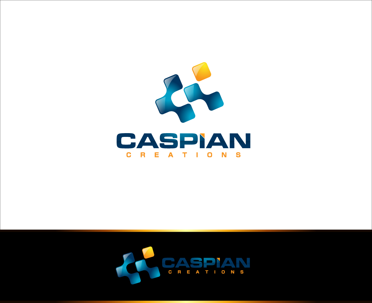Logo Design by zoiDesign - Entry No. 32 in the Logo Design Contest Creative Logo Design for Caspian Creations.