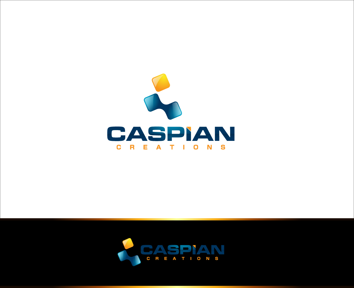 Logo Design by zoiDesign - Entry No. 33 in the Logo Design Contest Creative Logo Design for Caspian Creations.