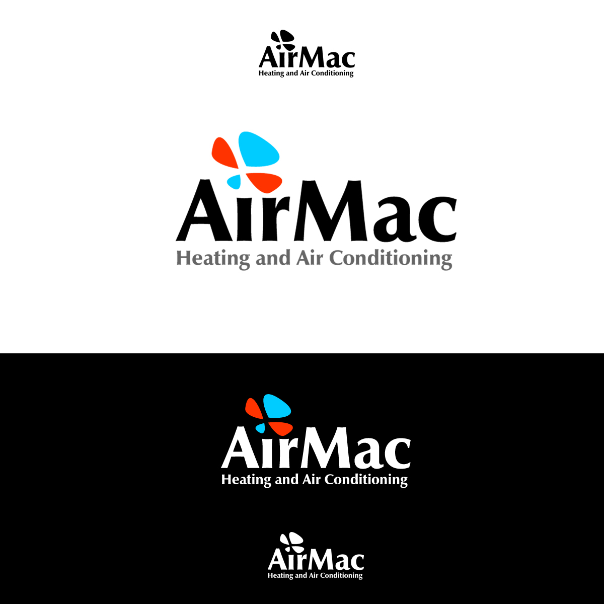 Logo Design by pixdesign - Entry No. 15 in the Logo Design Contest Unique Logo Design Wanted for Air Mac.