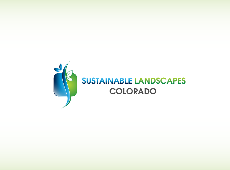 Logo Design by Private User - Entry No. 13 in the Logo Design Contest Imaginative Logo Design for Sustainable Landscapes - Colorado.