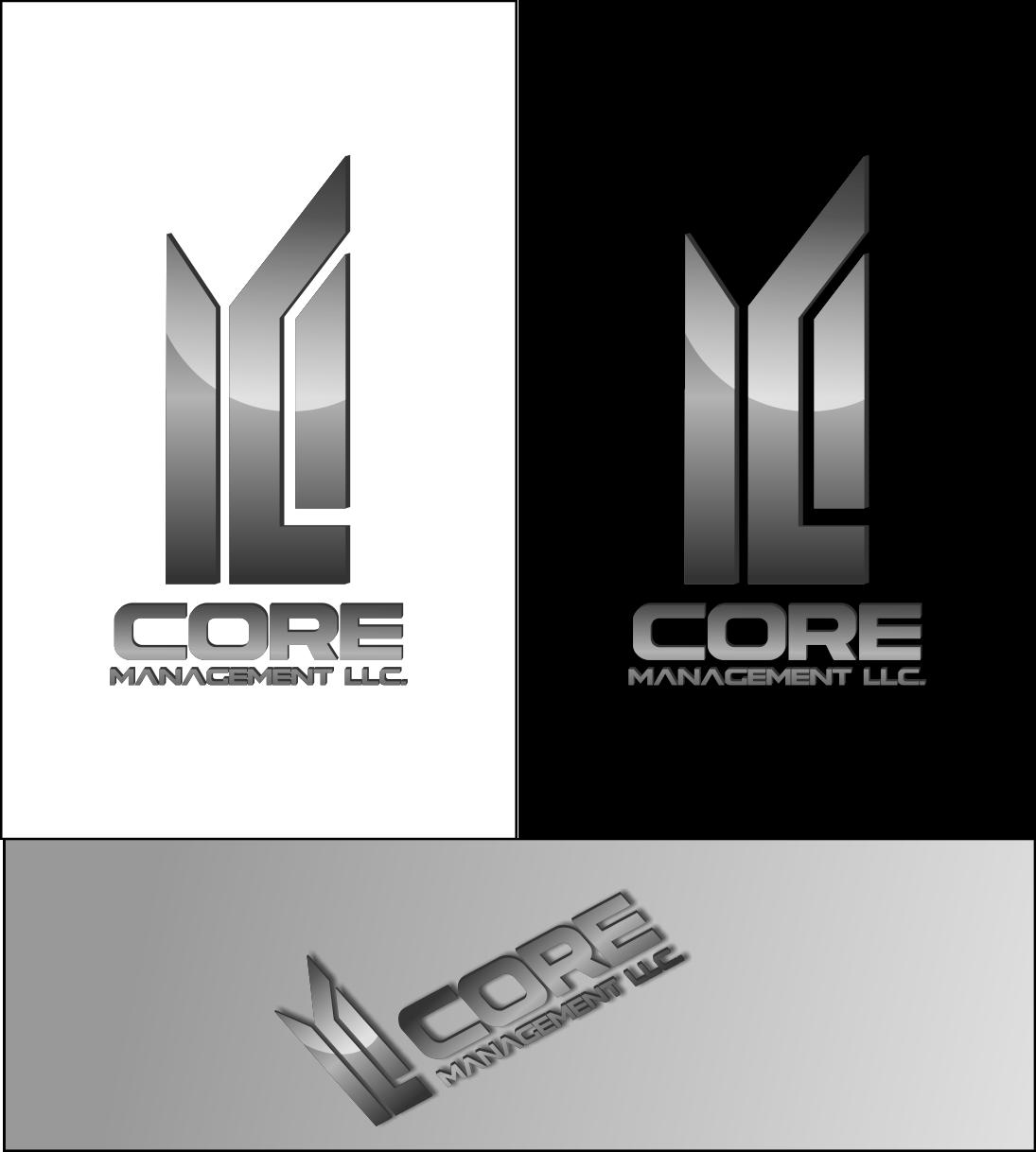 Logo Design by Agus Martoyo - Entry No. 219 in the Logo Design Contest Creative Logo Design for CORE Management, LLC.