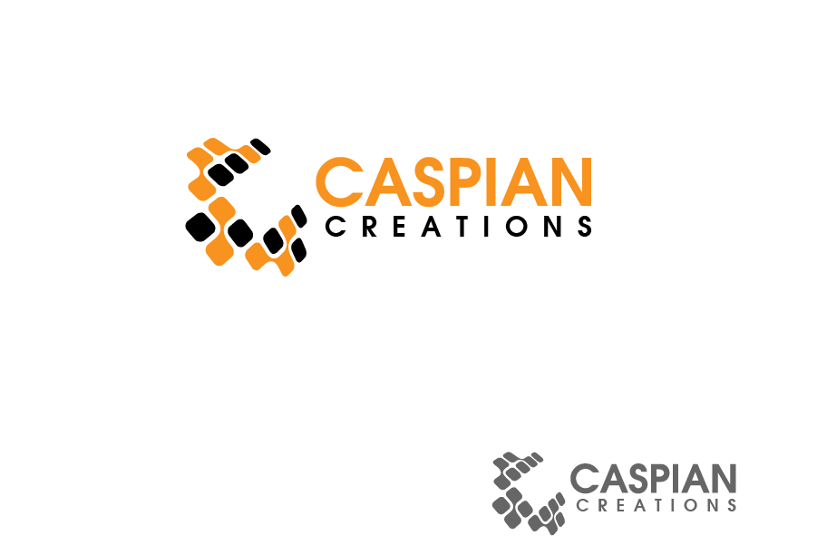 Logo Design by Private User - Entry No. 35 in the Logo Design Contest Creative Logo Design for Caspian Creations.