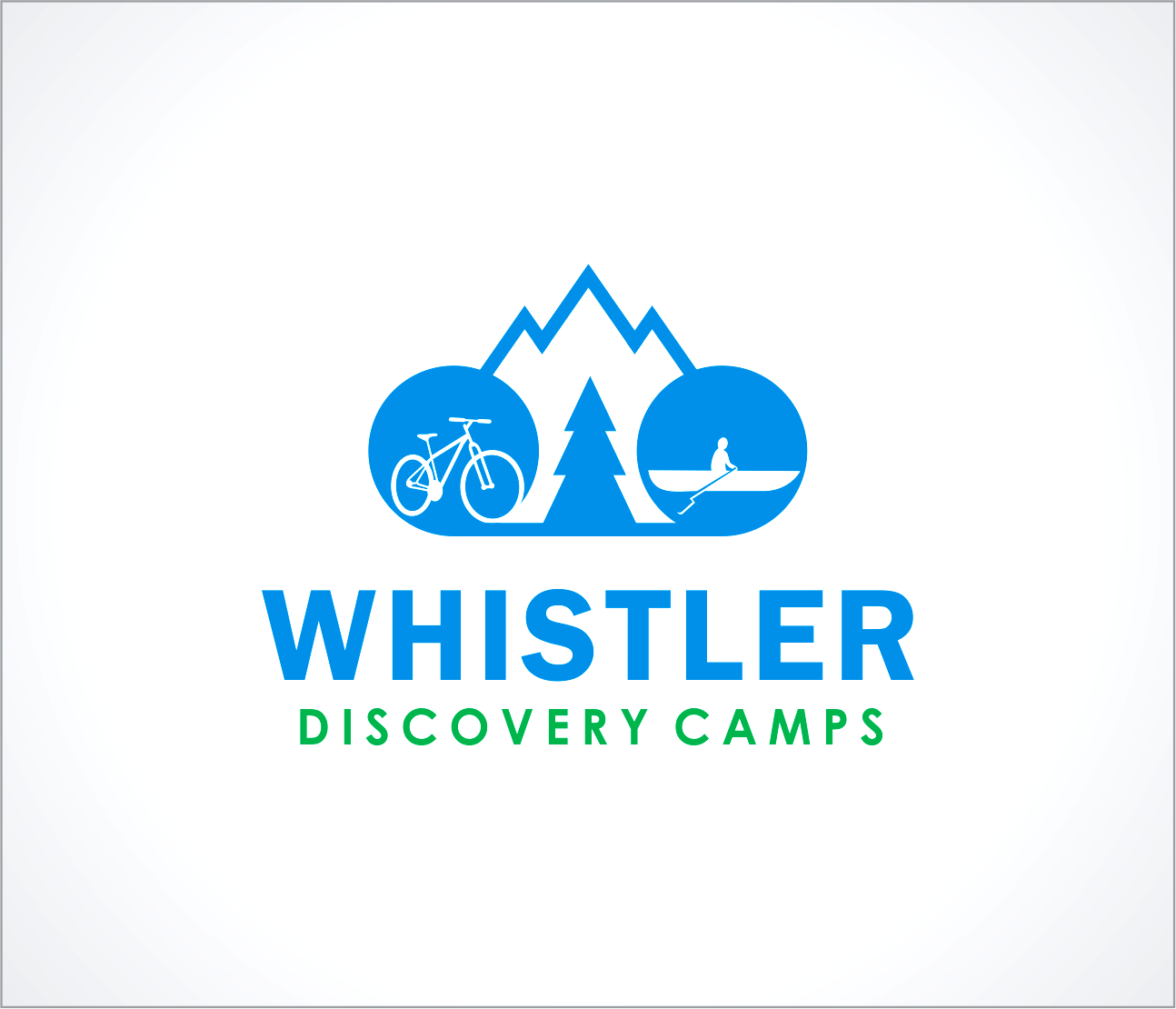 Logo Design by Armada Jamaluddin - Entry No. 161 in the Logo Design Contest Captivating Logo Design for Whistler Discovery Camps.