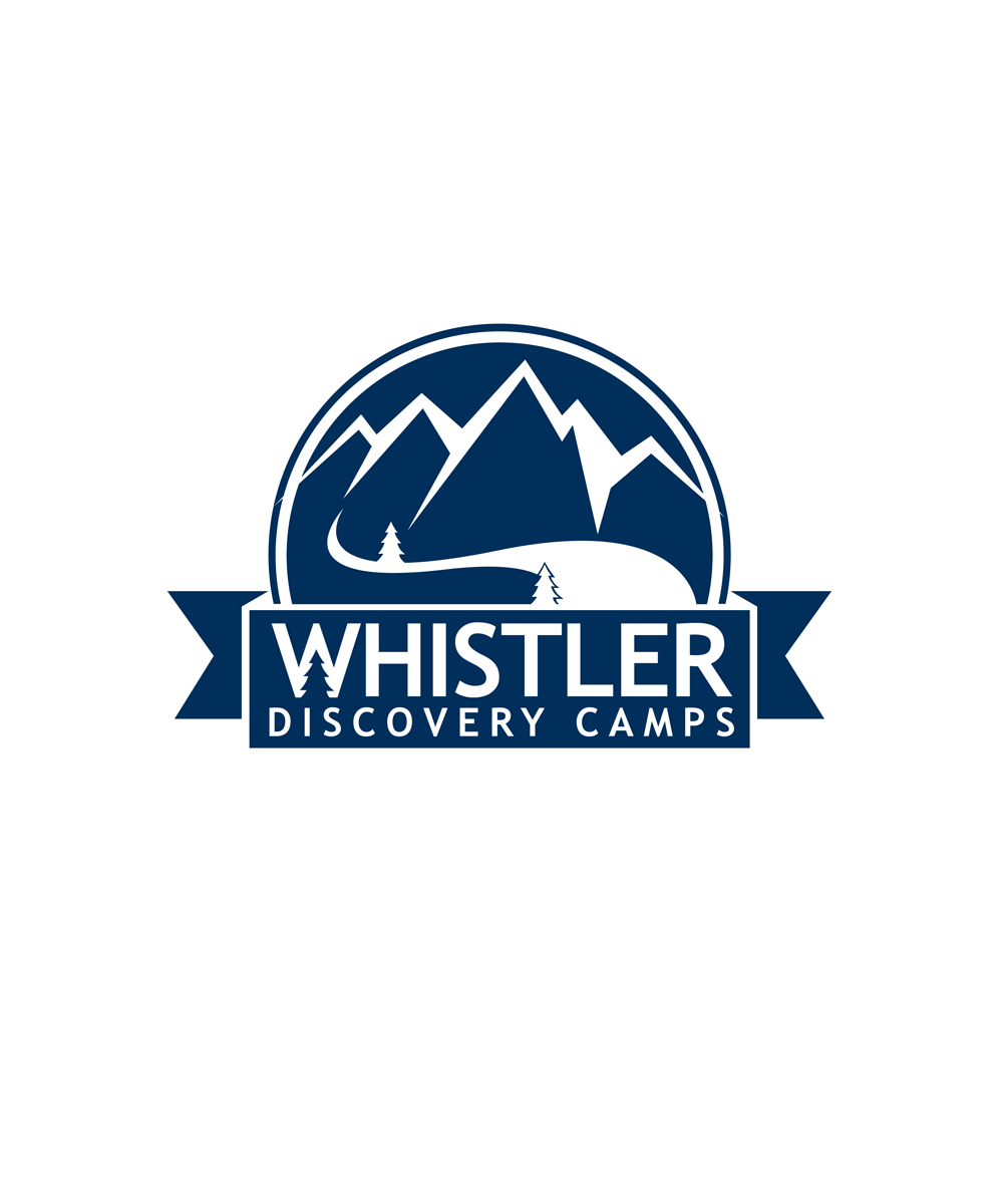 Logo Design by Private User - Entry No. 162 in the Logo Design Contest Captivating Logo Design for Whistler Discovery Camps.
