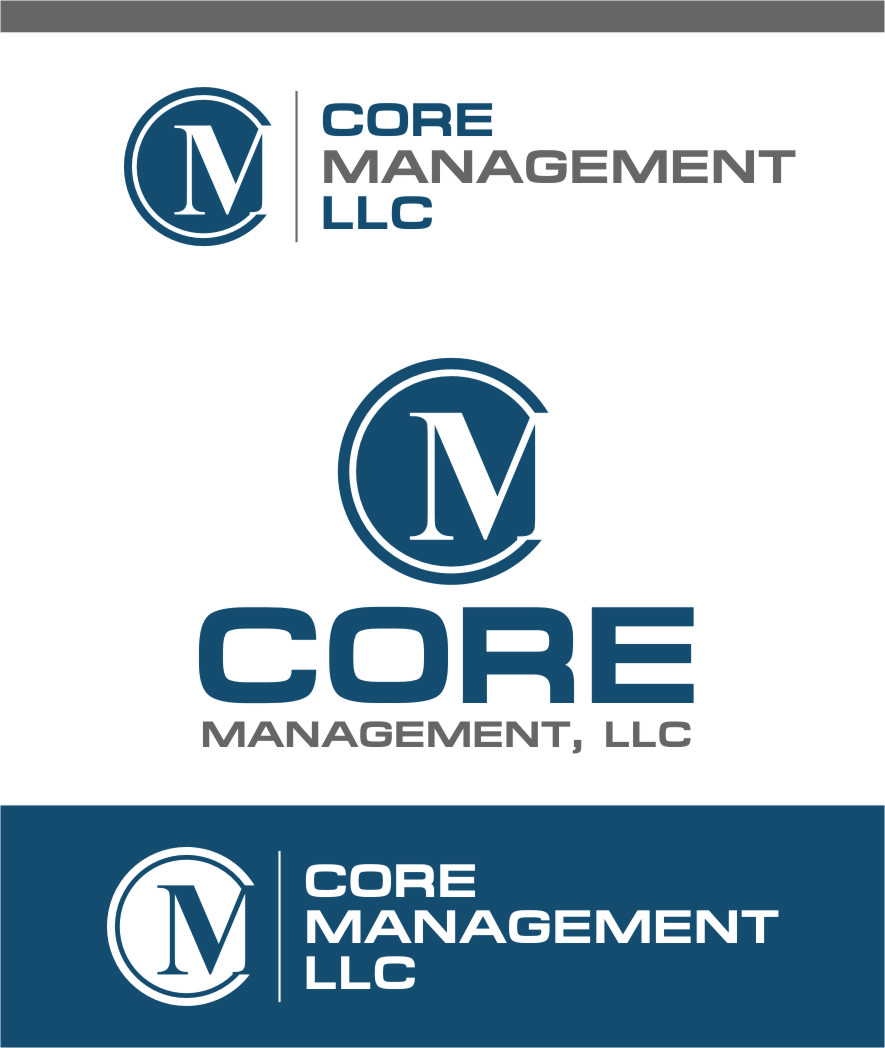 Logo Design by Ngepet_art - Entry No. 220 in the Logo Design Contest Creative Logo Design for CORE Management, LLC.