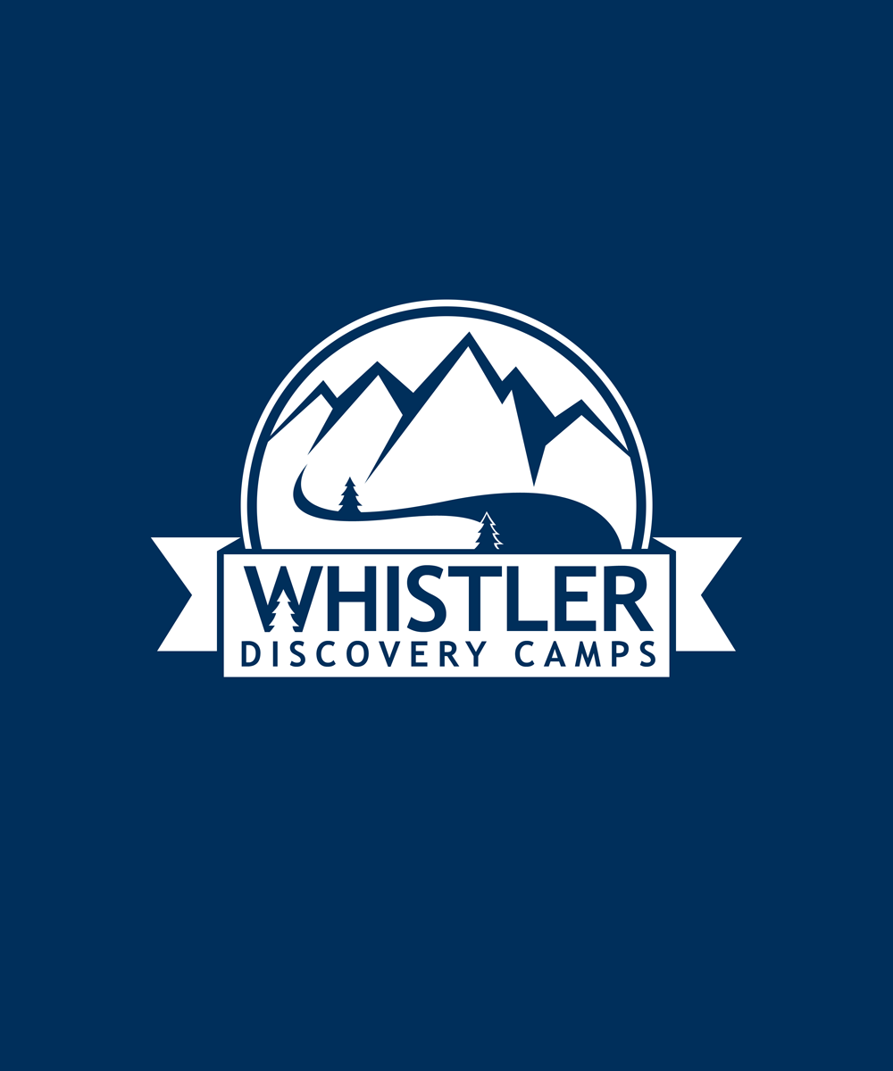 Logo Design by Private User - Entry No. 163 in the Logo Design Contest Captivating Logo Design for Whistler Discovery Camps.