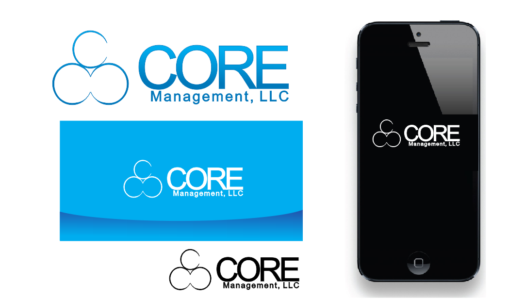 Logo Design by Tenstar Design - Entry No. 221 in the Logo Design Contest Creative Logo Design for CORE Management, LLC.