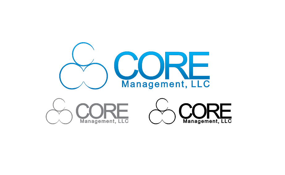 Logo Design by Tenstar Design - Entry No. 222 in the Logo Design Contest Creative Logo Design for CORE Management, LLC.