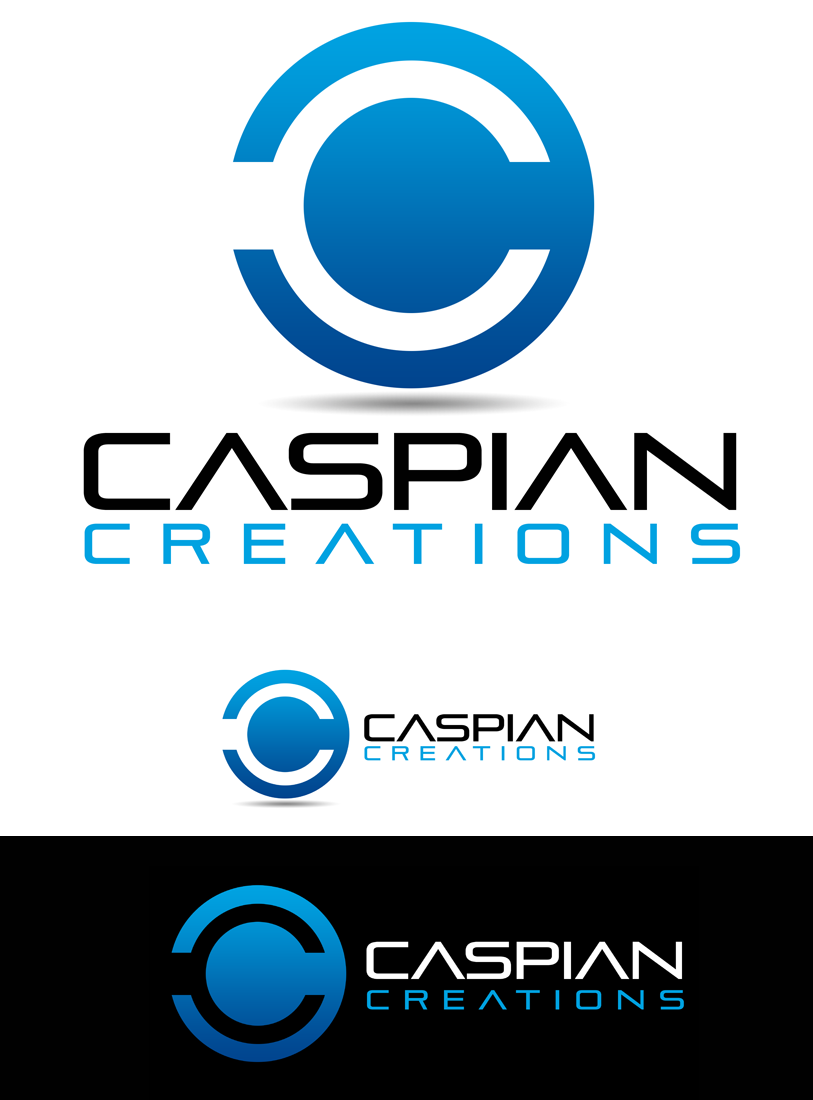 Logo Design by Private User - Entry No. 37 in the Logo Design Contest Creative Logo Design for Caspian Creations.
