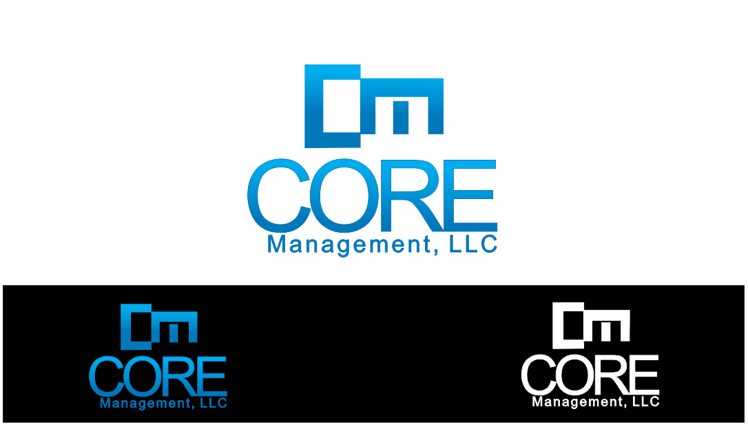 Logo Design by Tenstar Design - Entry No. 223 in the Logo Design Contest Creative Logo Design for CORE Management, LLC.