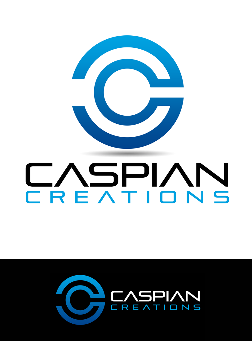 Logo Design by Private User - Entry No. 39 in the Logo Design Contest Creative Logo Design for Caspian Creations.