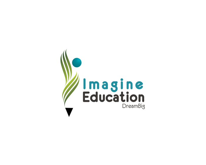 Logo Design by Ifan Afandie - Entry No. 103 in the Logo Design Contest Imagine Education.