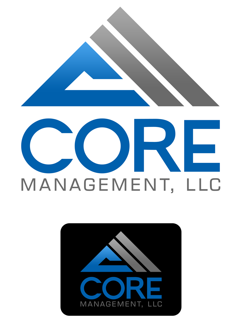 Logo Design by Private User - Entry No. 224 in the Logo Design Contest Creative Logo Design for CORE Management, LLC.