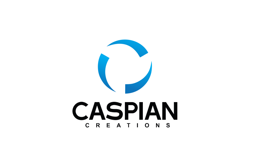 Logo Design by Tenstar Design - Entry No. 42 in the Logo Design Contest Creative Logo Design for Caspian Creations.